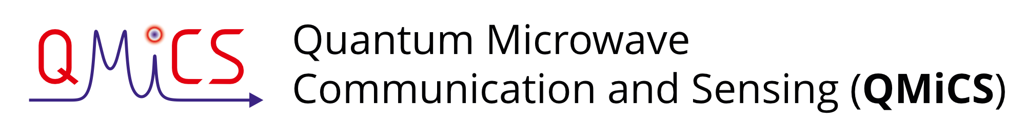 QMiCS –Quantum Microwaves for Communication and Sensing
