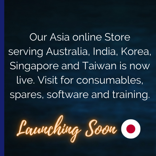 Visit our Asia online store for Oxford Instruments consumables, spares, software and training