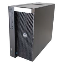 Dell T7600 PC (System A) 4 x 250 GB Solid State Drives (SSD) configured in RAID 0 are utilised for data spooling