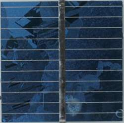 Electroluminescence for Characterisation of Solar Cells