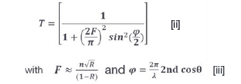 The modulation characteristics of the signal are governed by the following equation